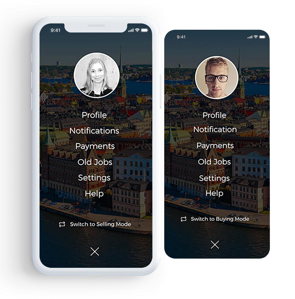 On-Demand-App-Profiles