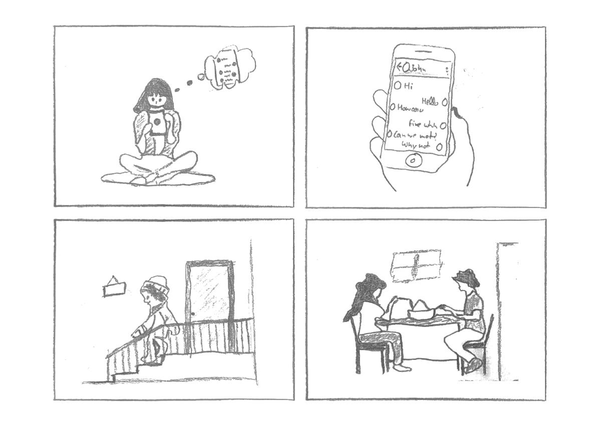 Sketch Storyboard