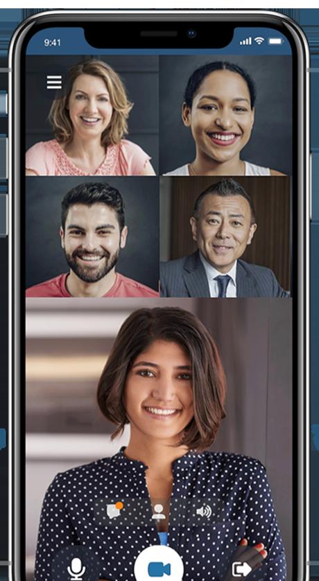 Online-Video-Calling-App