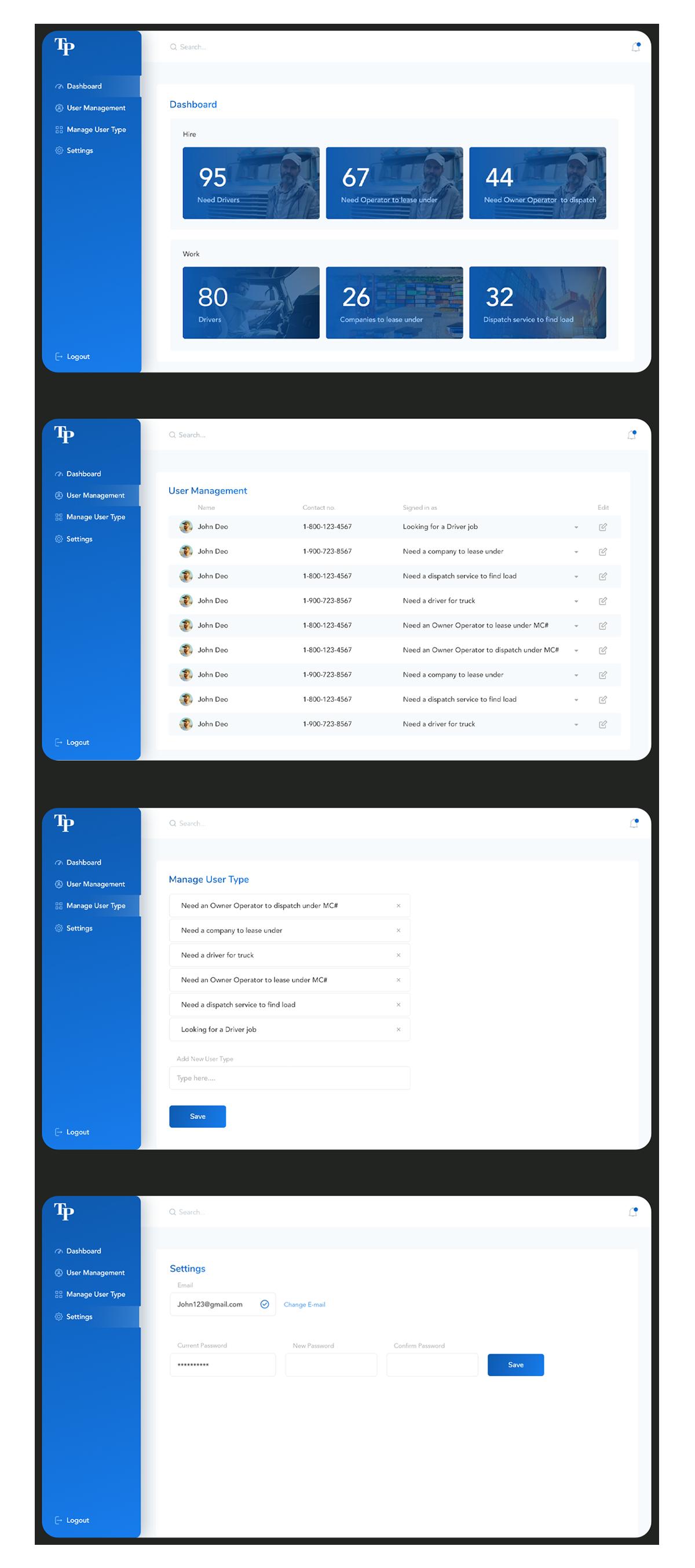 Admin-Website-Rebranding