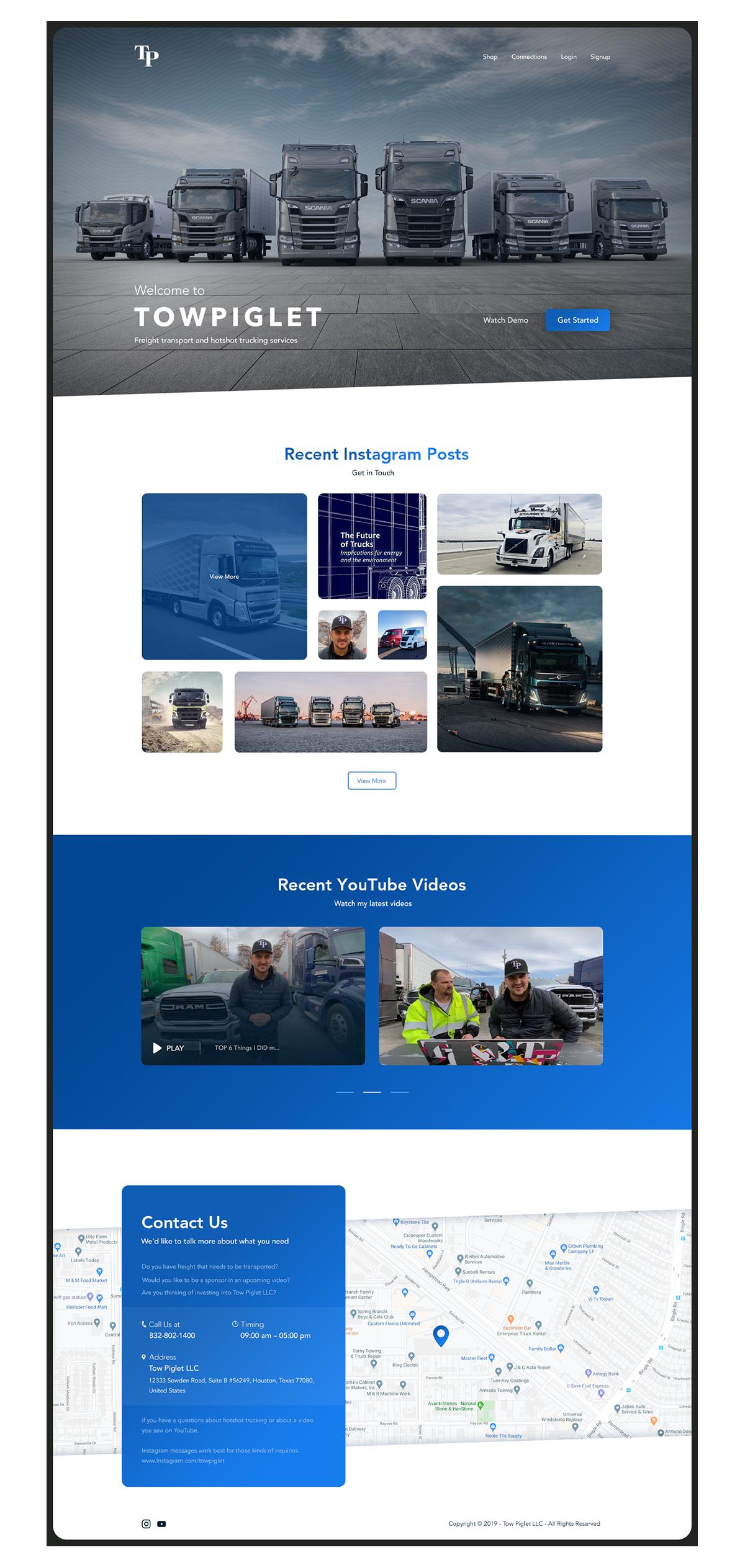 Homepage-Website-Rebranding